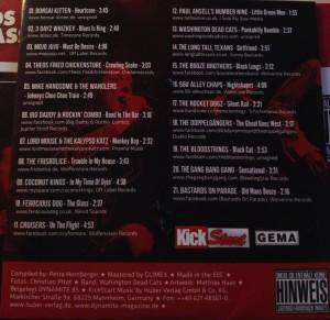 CD Cover Back